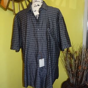 James Campbell shirts men size XXL new